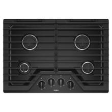 View Product - 30-inch Gas Cooktop with EZ-2-Lift™ Hinged Cast-Iron Grates