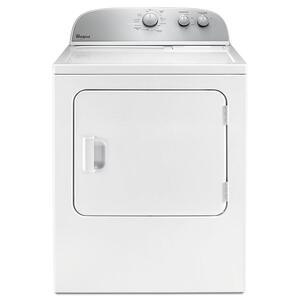 Whirlpool5.9 cu.ft Top Load Electric Dryer with AutoDry Drying System