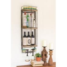 See Details - wire bar storage cabinet