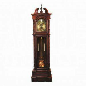 ACME Broadmoor Grandfather Clock - 01431 - Walnut