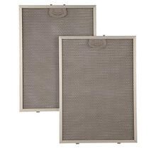 """See Details - Aluminum Replacement Grease Filter with Antimicrobial Protection for 30"""" QP1 Series"""