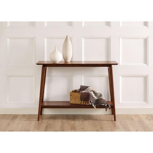 Greenington Fine Bamboo Furniture - Antares Console Table, Exotic
