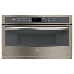 GE ProfileGE PROFILEGE Profile(TM) Built-In Microwave/Convection Oven