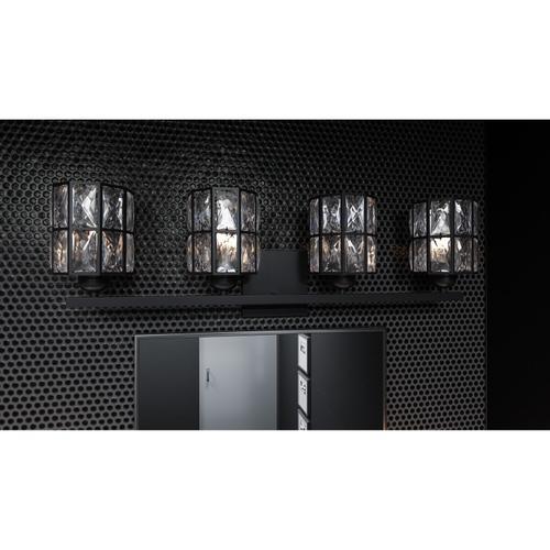 Quoizel - Gibson Bath Light in Matte Black