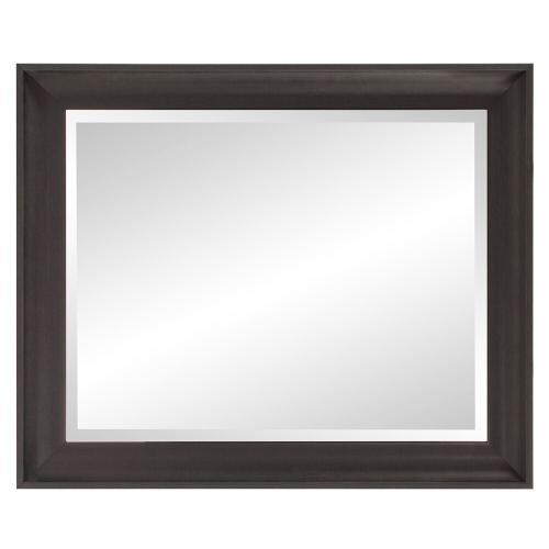 Howard Elliott - Parker Black Rectangle Mirror