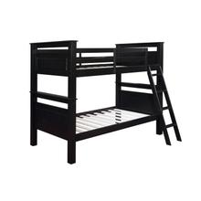 Dixon Bunk Bed - Black