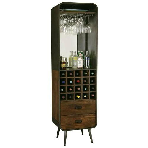 Howard Miller - Howard Miller Aged Century Wine & Bar Cabinet 695264