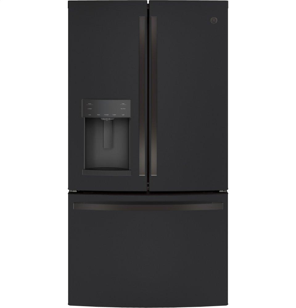 GEEnergy Star® 27.7 Cu. Ft. French-Door Refrigerator