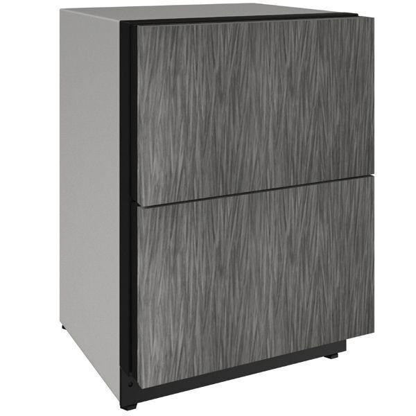 "U-Line2224dwr 24"" Refrigerator Drawers With Integrated Solid Finish (115 V/60 Hz Volts /60 Hz Hz)"