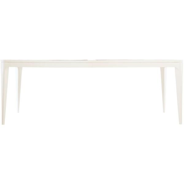 Calista Dining Table in Silken Pearl (388)