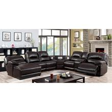 Glasgow Sectional w/ Speaker Wedge