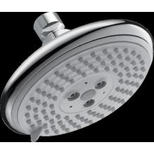 Chrome Showerhead 120 3-Jet, 2.0 GPM