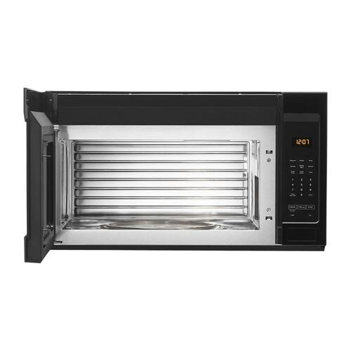 Gallery - Over-the-Range Microwave with stainless steel cavity - 1.7 cu. ft.
