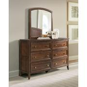 Mirror in Cognac Product Image