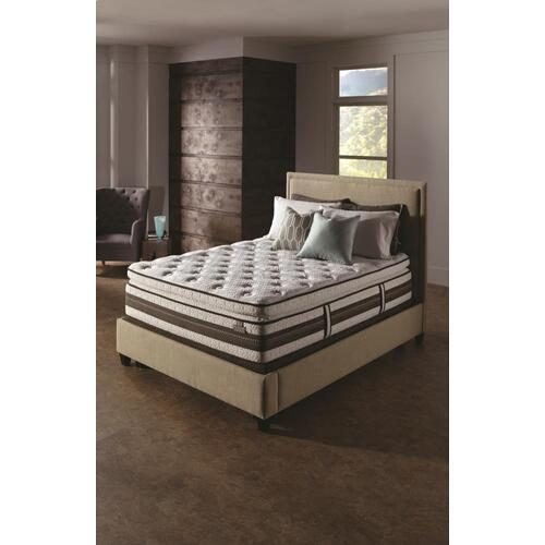 DreamHaven - iSeries Profiles - Cardinal - Plush - Super Pillow Top - Cal King