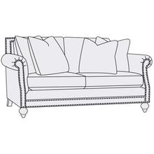 Brae Loveseat in Mocha (751)