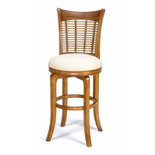 Hillsdale Furniture - Bayberry Swivel Counter Stool - Oak