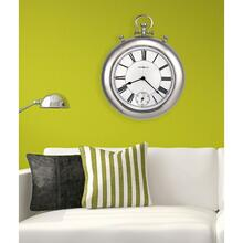 View Product - Howard Miller Hobson Oversized Wall Clock 625651