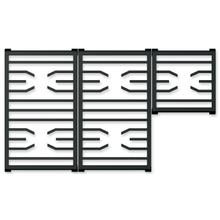 Transitional Grates