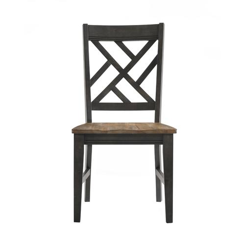 Harper Lattice Back Chair