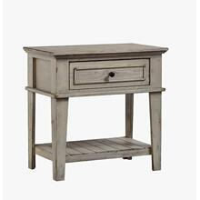 Nightstand - Linen Finish