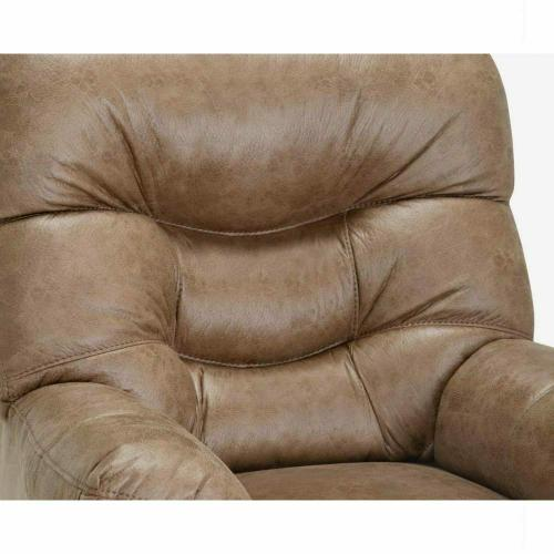 4595 Trilogy Fabric Recliner