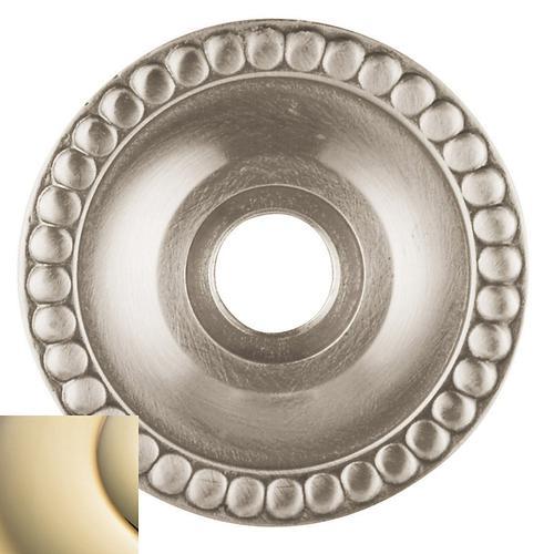 Lifetime Polished Brass 5053 Estate Rose