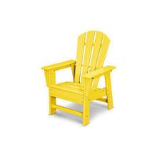 See Details - Casual Chair in Lemon
