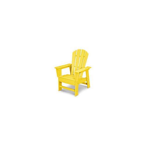 Polywood Furnishings - Casual Chair in Lemon