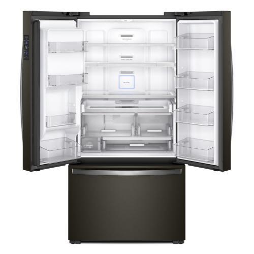 Gallery - 36-inch Wide Counter Depth French Door Refrigerator - 24 cu. ft.