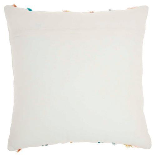 "Life Styles Az612 Multicolor 18"" X 18"" Throw Pillow"