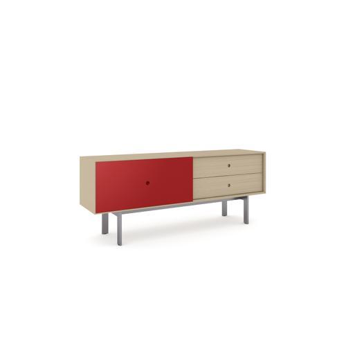 Gallery - Margo 5229 Cabinet in Drift Oak Cayenne