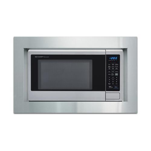 Sharp 30 in. Built-in Microwave Oven Trim Kit