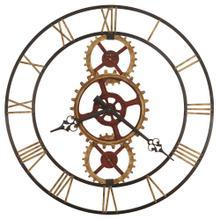 Howard Miller Hannes Metal Oversized Wall Clock 625645