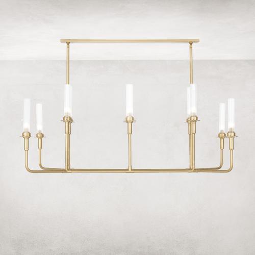 Four Hands - Spatia Chandelier-antique Brass