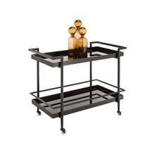 See Details - Livingston Bar Cart