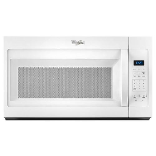 Gallery - 1.7 cu. ft. Microwave Hood Combination with Electronic Controls