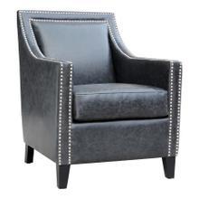 Stratford Club Chair Black