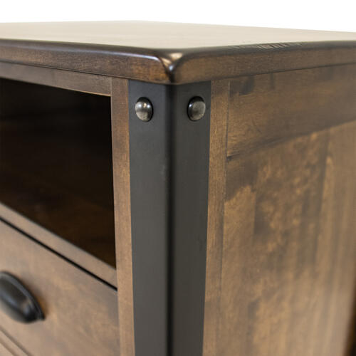 "District 65"" TV Console"