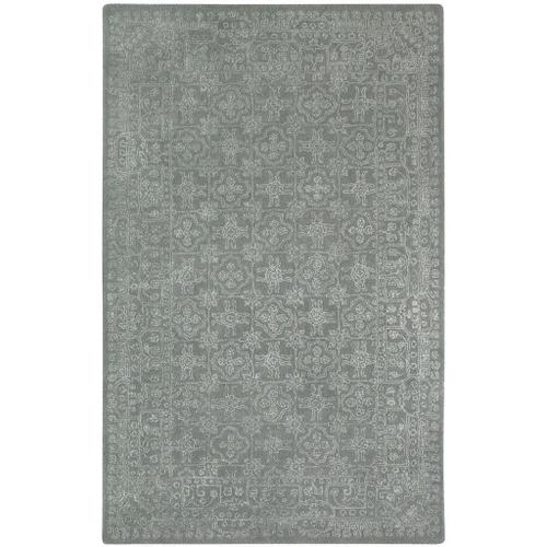 Tracery Pale Grey - Rectangle - 3' x 5'