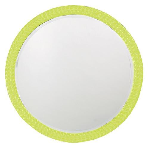 Howard Elliott - Amelia Mirror - Glossy Green