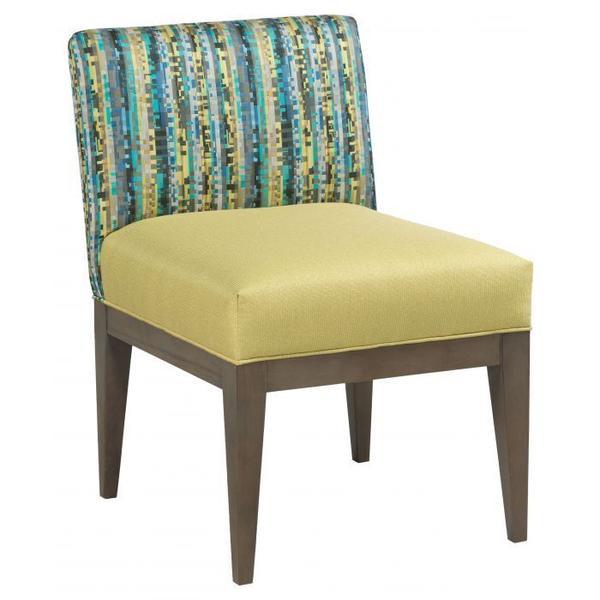 See Details - Granada Armless Chair