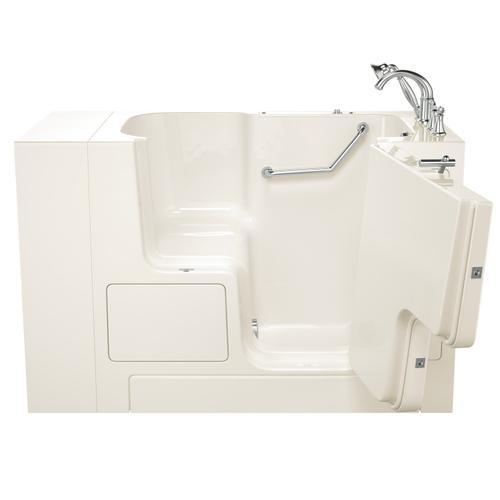 American Standard - Value Series 32x52-inch Walk-in Tub  Outward Opening Door  American Standard - Linen