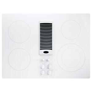 "GE Profile Ge Profile™ 30"" Downdraft Electric Cooktop"