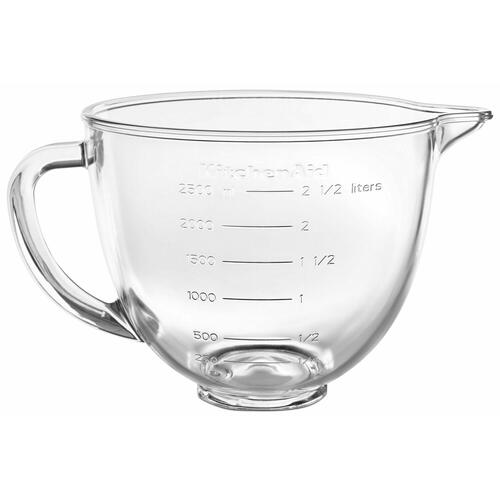 KitchenAid Canada - 3.5 Quart Tilt-Head Glass Bowl - Other