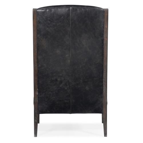 Hooker Furniture - Laurel Laurel Exposed Wood Club Chair
