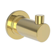 Polished Gold - PVD Single Robe Hook