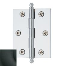 Satin Black Cabinet Hinge