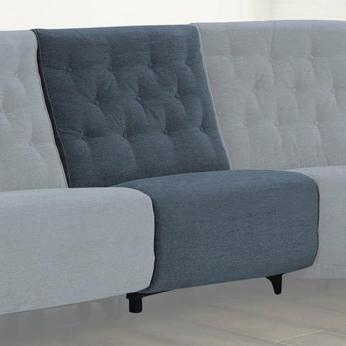 Parker House - CHELSEA - WILLOW BLUE Power Armless Recliner