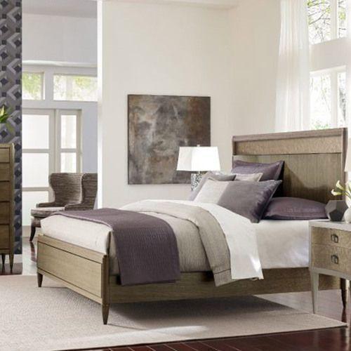 AD Modern Classics Cravel King Platform Bed 6/6 Complete